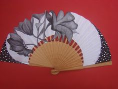 """ABANICOS PINTADOS A MANO """" DISIMUSA"""" Hand Held Fan, Hand Fans, Painted Fan, Chinese Fans, Fan Decoration, Vintage Fans, Diy Fan, Hot Flashes, Some Pictures"""