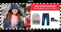 Your most fashionable online store, offering top local and international fashion for kids. Buy now. Kids Fashion, Winter Fashion, Teen Shopping, International Fashion, Buy Now, Shop Now, Autumn, Store, Stuff To Buy
