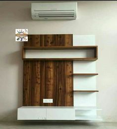 Lcd Panel Design, Wall Unit Designs, Tv Unit Furniture Design, Tv Room Design, Cupboard Design, Lcd Wall Design, Living Room Design Modern, Wall Design, Wall Tv Unit Design