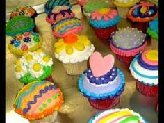 San Francisco Bay Area Cupcakes