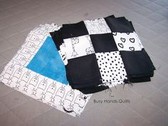 Busy Hands Quilts: Splash of Color Quilt Along | Quilt Blocks