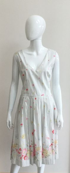 Floral cotton dress by Cath Kidston. Like new without tags, never worn. Spring Bouquet, Cath Kidston, Cotton Dresses, Floral, Outfit Ideas, Outfits, Collection, Fashion, Moda