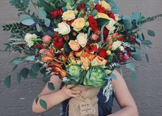 Farmgirl Flowers creates lush bouquets at prices lower than the big florists, while helping American growers stay in business. Floral Bouquets, Floral Wreath, June Flower, Olive And June, Girls With Flowers, Farm Girl Flowers, Living Styles, Flower Market, Trees To Plant