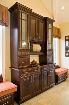 Lexington Clove Maple - traditional - kitchen cabinets - vancouver - AyA Kitchens of Vancouver