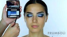Tutorial maquillaje de ojos en la gama de azules
