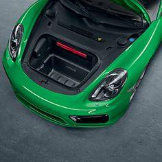 Los accesorios originales de Porsche Tequipment le dan un toque de perfección a tu automóvil.