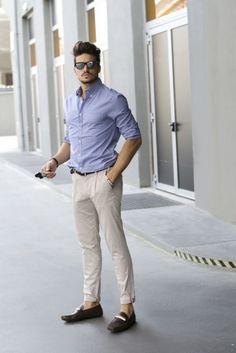 21 Stylish And Light Summer Men Work Outfits Styleoholic   Styleoholic
