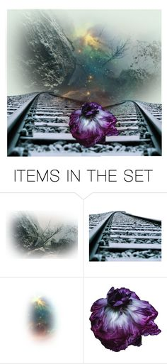 """Dark Paradise"" by dmiri ❤ liked on Polyvore featuring art"