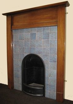 1930s Fireplace Design - Bing Images