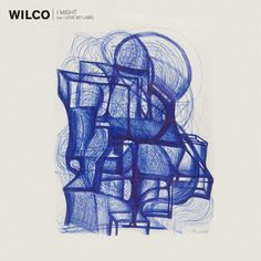 Wilco, I Might | much love for ballpoint geometric threads.