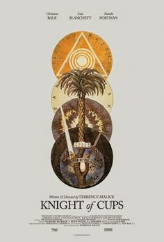 Knight of Cups Movie Poster : Teaser Trailer