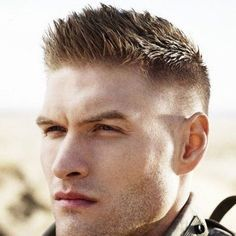 Best Mens Haircuts Mens Hairstyles Hair Pinterest - Army cut hairstyle 2014