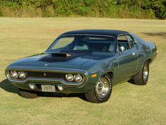 1971 Plymouth 426 Hemi Roadrunner