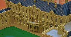 Flickr Lego Castle, Awesome Lego, Cool Lego Creations, Lego Architecture, Lego Moc, Lego Building, Lego City, Legos, Buildings