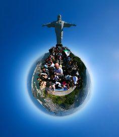 https://flic.kr/p/bxzQDT   Brazil!   Rio de Janeiro, Brazil.  Part of my Planetoids set.