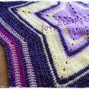Csillag hordozós takaró, Baba-mama-gyerek, Baba-mama kellék, Meska Baba, Blanket, Crochet, Diy, Products, Bricolage, Crochet Crop Top, Rug, Handyman Projects