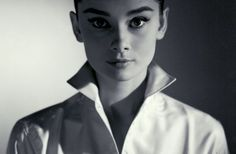 Audrey Hepburn is basically perfect