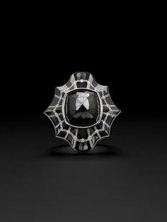 Badass Black Diamond in Knightsteel