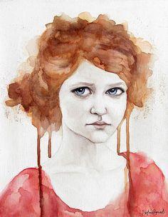 Sofia Bonati - Illustration - Magda