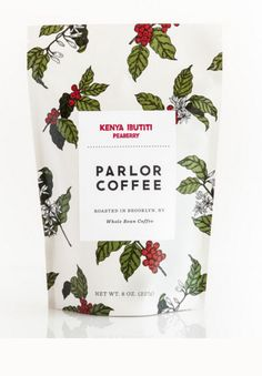 berry and leaf motif coffee bag Pouch Packaging, Coffee Packaging, Coffee Branding, Bottle Packaging, Beauty Packaging, Brand Packaging, Chocolate Packaging, Food Packaging Design, Packaging Design Inspiration