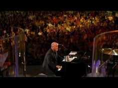 Billy Joel - The River Of Dreams/ A Hard Day's Night - Live At Shea