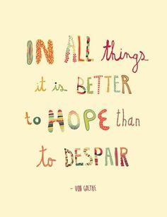 Hope Quotes. QuotesGram