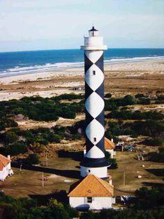 Farol de Albardão  Rio Grande do Sul Brasil-33.202665,-52.706024