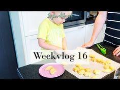 Weekvlog 16 | Koekjes bakken en naar de speeltuin bij de Westergas fabriek | Lizlovelife - Lizlovelife