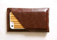 Basic Natural Billfolds : CNCH Wallet