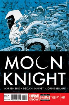 Moon Knight #4 - Comic Vine