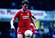 Nigel Spackman managed just 33 appearances during his Anfield career - but he was a mainstay of the 1987-88 side.
