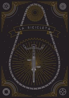 cadenced:  La Bicicleta by Sophie Greenspan for ARTCRANK Boston