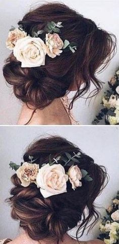 Featured Hairstyle: Ulyana Aster; http://www.ulyanaaster.com; instagram.com/ulyana.aster.store; Wedding hairstyle idea.