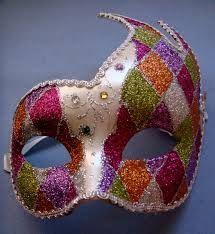 mascaras venecianas - Buscar con Google