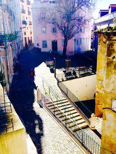 Old Lisbon #mouraria
