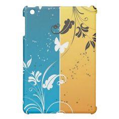 Floral Pattern - iPad Mini Case