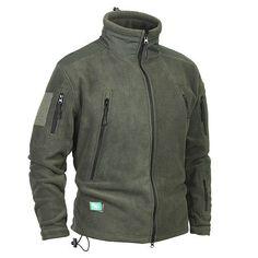 fa0449da05b Multi Pocket Polartec Full Zip Fleece Jacket