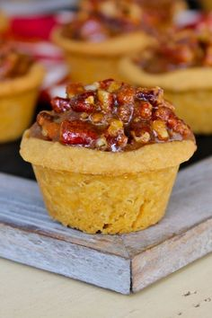 Of course I love a good pumpkin pie, but nothing beats a crunchy, gooey, sugary pecan pie to cure a sweet tooth after a savory Thanksgiving feast.Bake up this fail-proof, classic pecan pie everyone is sure to love, or you get inventive with one of…