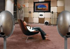 KEF Audio have one of the widest ranges on Custom Installation Speakers on the market.