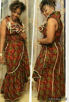 Ankara dress styles Top classic and Beautiful Ankara Styles to Rock Ankara Dress Styles, African Print Dresses, African Fashion Dresses, African Dress, African Attire, African Wear, African Women, Africa Fashion, Ethnic Fashion