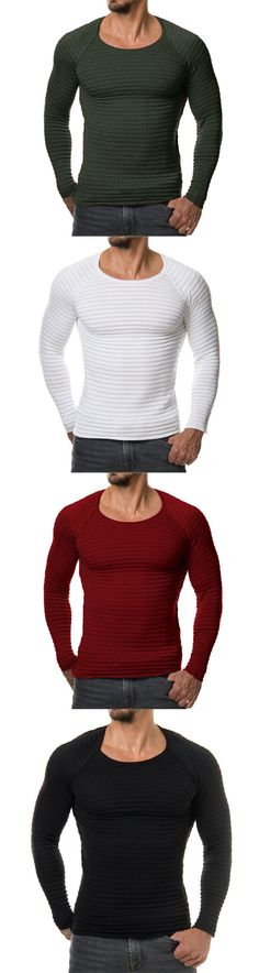Men's Sports Casual/Daily Work Simple Active Chinoiserie Regular Pullover