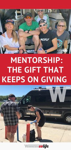 Are you wondering what a rv mentor is, and where to find one? Whether you are a newbie to rv ownership, a wanna be rv owner, or even a full-time rv'er these tips will answer all your questions. From how to find a mentor, to how to give the gift of mentoring, and so much more. Find out how to find social media groups, one-on-one mentoring consults, or even hold group mentoring events just to name a few. These ideas will show you how anybody can be a mentor to everybody in the rv world! Ways To Travel, Rv Travel, Rv World, Weekend Camping Trip, Day Van, Road Trip Adventure, Grand National, What Is Need, Rv Parks