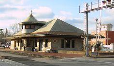 Kirkwood, MO train station