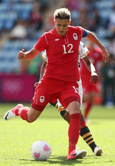 Christine Sinclair the greatest Canadian women to ever play soccer!
