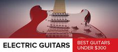 Picking the best electric guitars that plays great and will make you sound like a rockstar isn't easy. Not all budget electric guitars in the $300 price range are made of solid tonewoods and have great electronics and pickups. Some less expensive electric guitars also tend to cheap out on the hardware like bridges and ... Read more Best Electric Guitars Under 300 [2020] – Buyer's Guide & Review 👈 Budget Electric, Epiphone Les Paul Special, Cool Electric Guitars, Fender Squier, Good Posture, Sounds Great, You Sound, Guitar Strings, Third Way