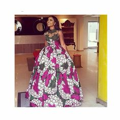 Embellished African print maxi dress, African print dresses, African women dresses, African women fashion, Awesome Ankara styles for women. African Party Dresses, African Wedding Dress, African Dresses For Women, African Print Dresses, African Fashion Dresses, African Attire, African Women, African Shop, Ankara Fashion