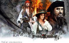 Pirates of the Caribbean. On Stranger Tides. by Bormoglot.deviantart.com on @deviantART