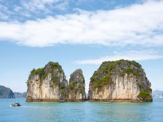 Duncan Forgan eschews the crowded waterways of Vietnam's Halong Bay for the equally beautiful, but blissfully quiet, streams of Bai Tu Long Bay. Vietnam Cruise, Bai Tu Long Bay, Water, Outdoor, Beautiful, Gripe Water, Outdoors, Ha Long Bay, Outdoor Games