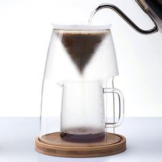 Manual Coffeemaker Nº1 is a single-cup coffee maker designed to celebrate the ritual of making coffee by hand.  MCM raised $100k on Kickstarter in April 2014. Buy it at manual.is/coffee    ADDITIONAL INFORMATION  MCM is a low-tech appliance...