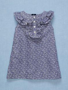 Ruffled A-Line Dress by Elephantito on Gilt